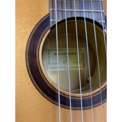 "Guitarra Fernando Caldera ""La Leona"""