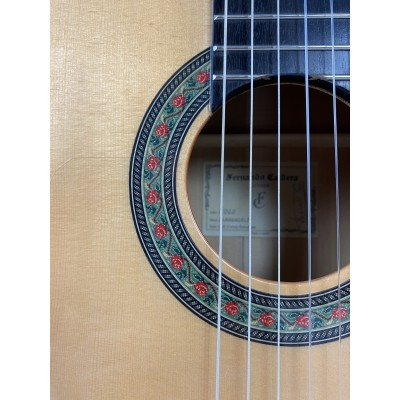 Guitarra Fernando Caldera Flamenco 1ª