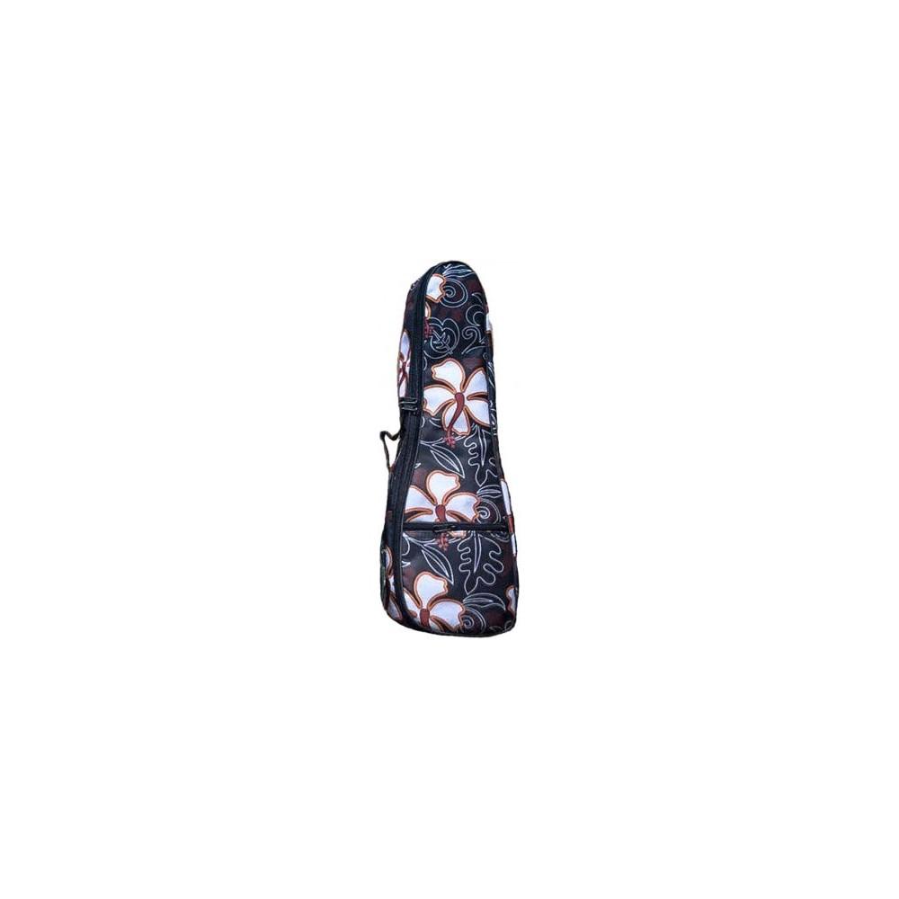 Funda Ukelele Soprano Woodi WUC-21-NW02 Floral
