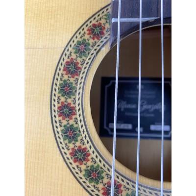 Guitarra Alfonso González Soleá EQ CW