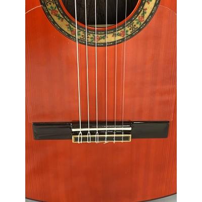 Guitarra Alfonso González Taranto Naranja