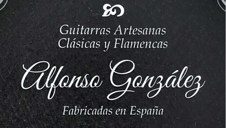 Guitarras Alfonso González