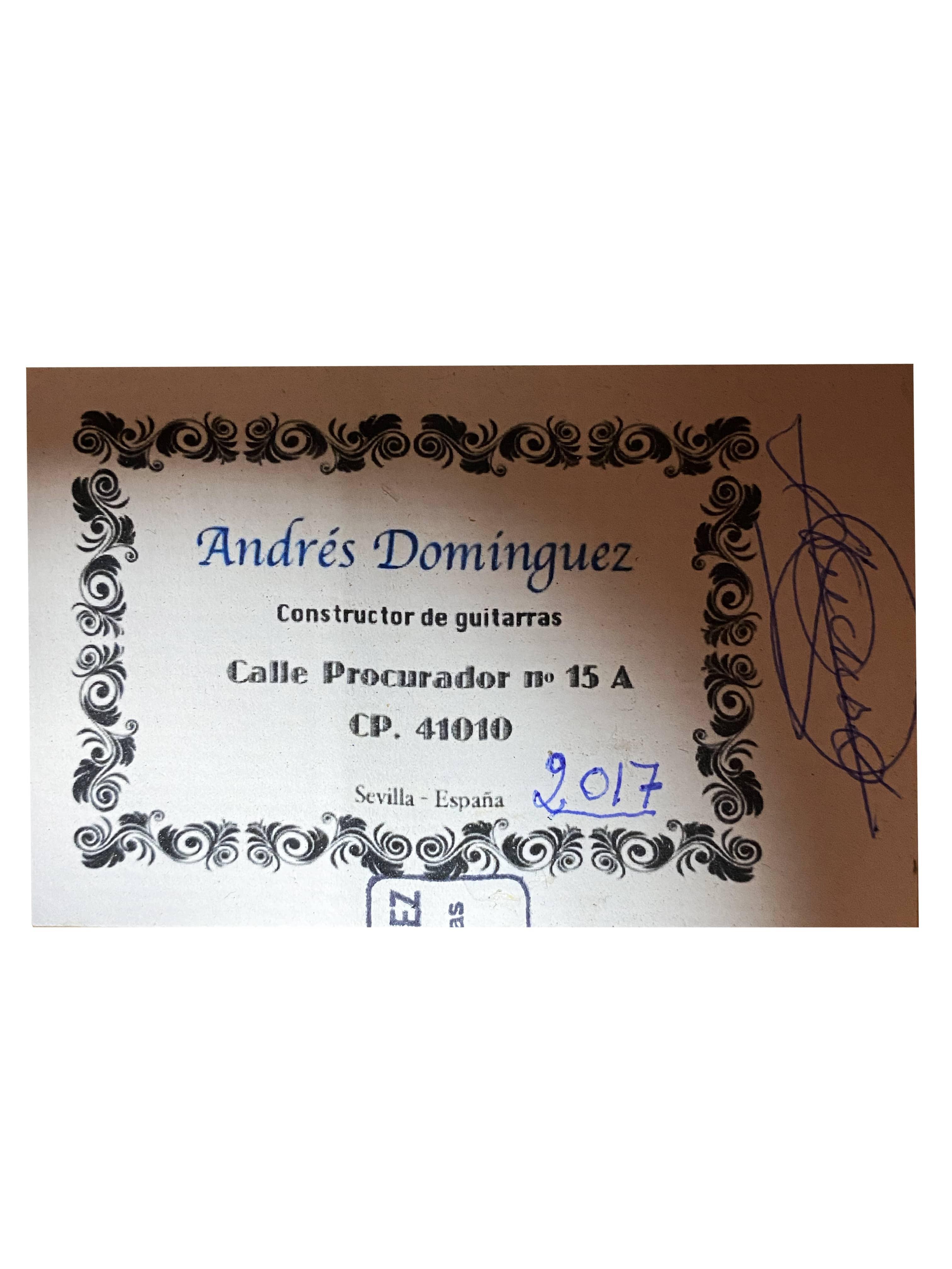 Andrés Domínguez