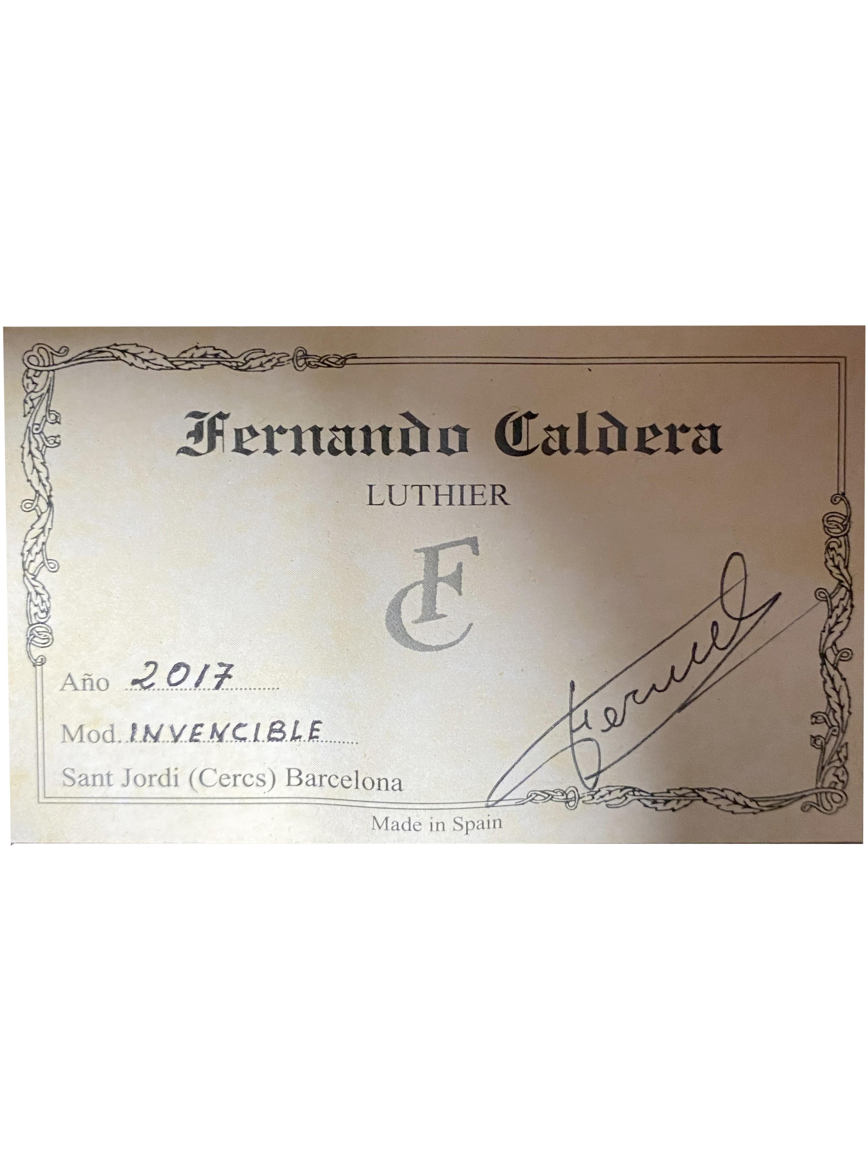 Fernando Caldera